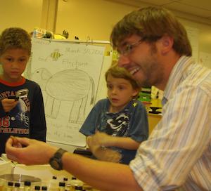 Kennedy School visit by Anrtlab (4 of 8)