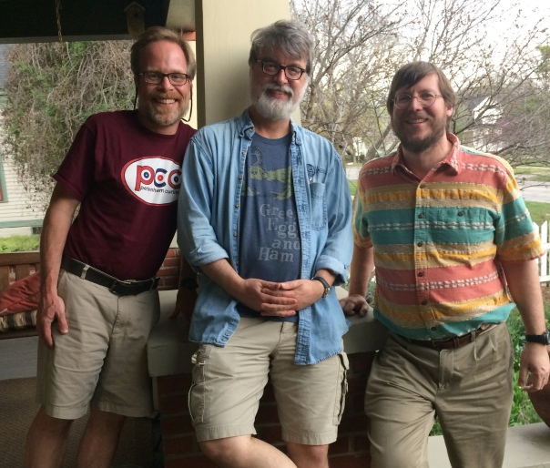 Weiser, Kaspari, and McGill